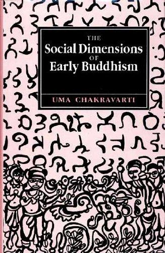 The Social Dimensions of Early Buddhism