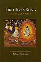 Lord Siva's Song The Isvara Gita
