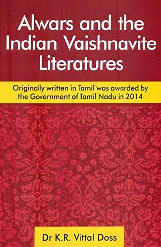 Alwars And The Indian Vaishnavite Literatures