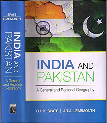 India And Pakistan A General And Regional Geography