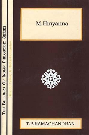 M. Hiriyanna
