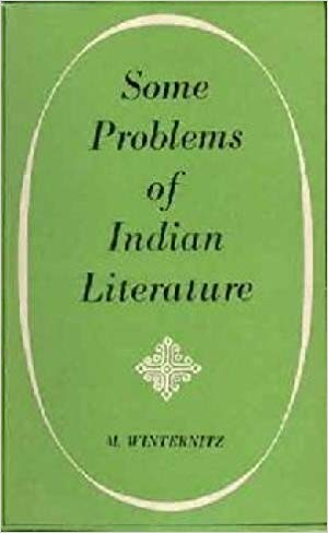 Some Problems Of Indian Literature