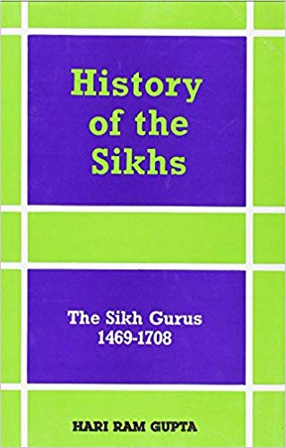 History of The Sikhs Vol. I: The Sikh Gurus (1469-1708)