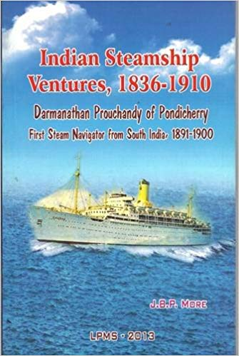 Indian Steamship Ventures 1836-1910