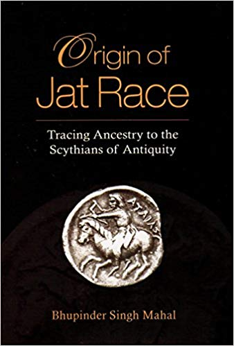 Origin of Jat Race:
