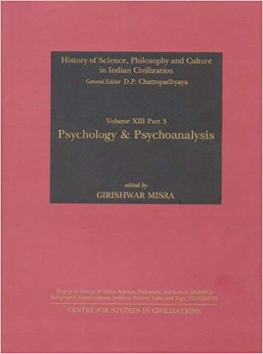 Psychology & Psychoanalysis Vol. XIII part 3