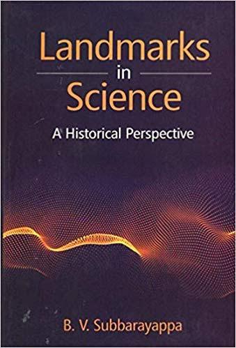 Landmarks in science