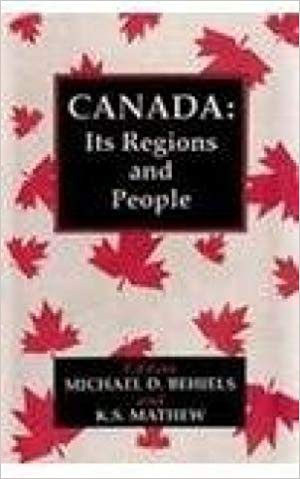 Canada: Its Regions And People