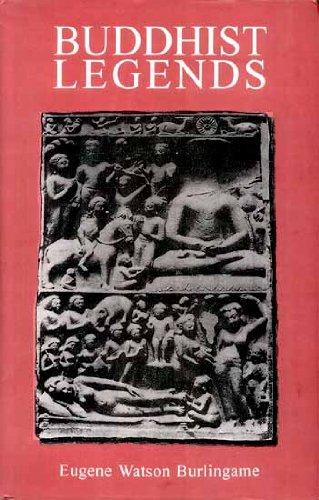 Buddhist Legends: Translated from the original Pali text of the Dhammapada Commentary (Books 1 to 26), 3 Parts