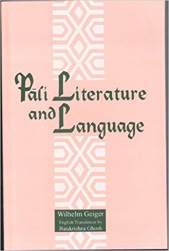 Pali Literature and Language