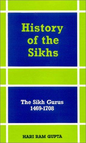 History Of The Sikhs 1-5 Vol